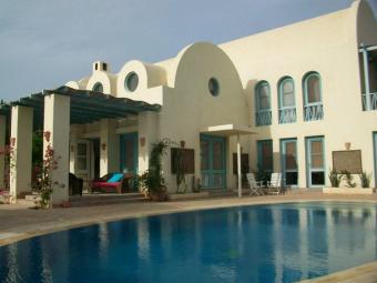 Superb Golf Villa, 4 Bedroom El Gouna