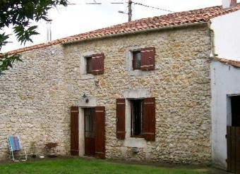 Charentaise Stone House La Rochelle