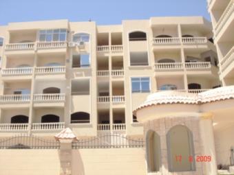 the flat in El Kawthar Hurghada