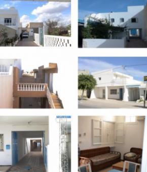 Complex apartements-Tunisie Port El Kantaoui