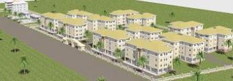 isometric view plan Ajah Lagos State