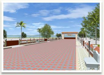 Prestigious Gated Beach Plots Chennai