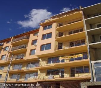 Cheap coastal apartments Sunny Beach