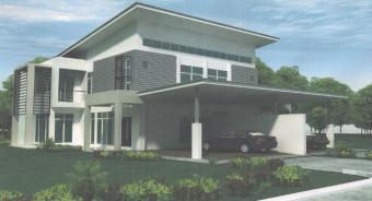 2 Storey Semi Detached House Bandar Seri Begawan