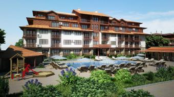 Marina Complex - from 36 700 EUR Chernomorets