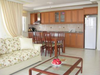 Moonflower Residence Nr.19 Alanya