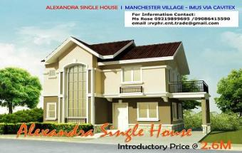 affordable,quality house in Cvit Cavite