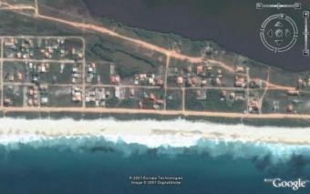 Beach front land for sale Saquarema