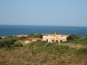 project for a luxury villa Lagoa