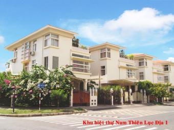 Garden Villa for rent, PMH Hcm City