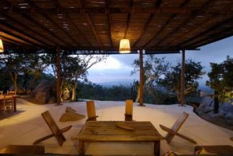 very beautiful house La Paz