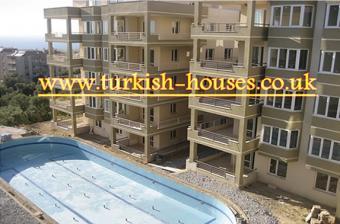Apartment for sale Kusdasi 160m2 Aydin