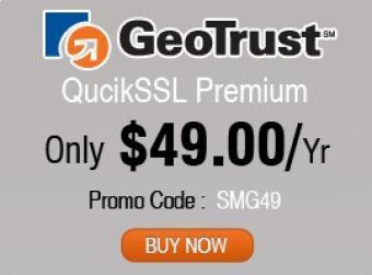 QuickSSL Premium Certificate Santa Clara