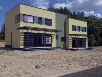 COMMERCIAL PURPOSE BUILDING Vilnius District