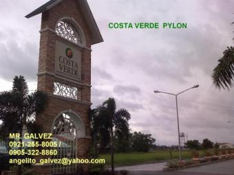 COSTA VERDE RES`L LOT FOR SALE Gen. Trias Drive,near Epza, Ro