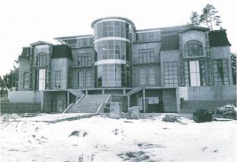 Private residence in Baltezers Baltezers