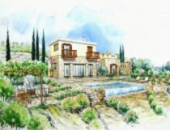 Smart villas: PAKRI-VRAF-1165 Paphos