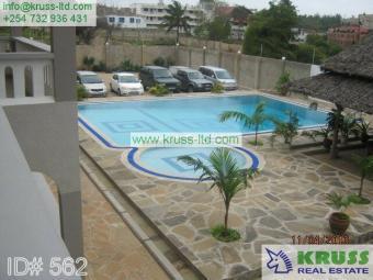 1 bedroom Apartment for short-te Mombasa