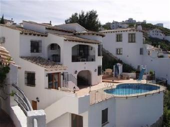 Nice villa in Denia Denia