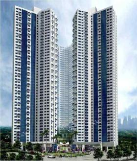 THE TRION TOWERS, Global City The Fort,global City