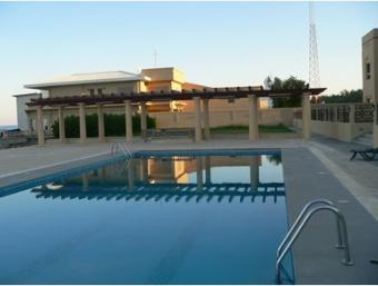 villa nice with pool 8 bed room Abo Hasanei