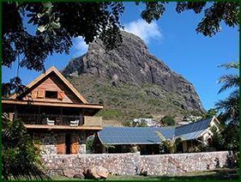 Mauritius Luxury Villa with pool Le Morne