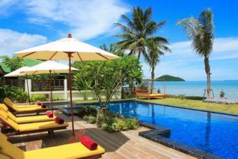 Beachfront Villa Ko Samui