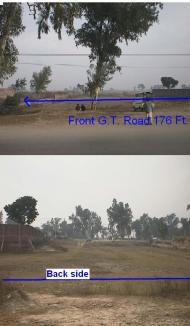 Commercial 8 K land Gujranwala