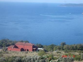 Lands in Montenegro.Budva Budva