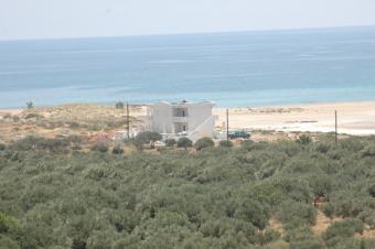 Stunning five apartment block Crete Sitia