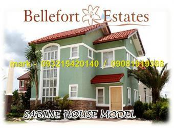 European house for sale-Sabine Bacoor