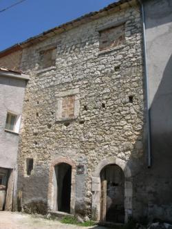 Old ruin on three floors Pescara