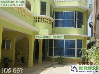 3 bedroom all master ensuite apa Mombasa