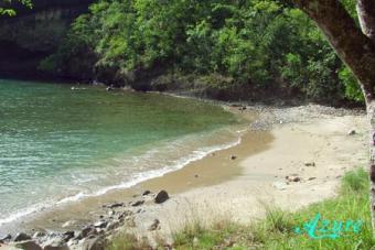 Large lot close to Marigot Bay Trou Roland