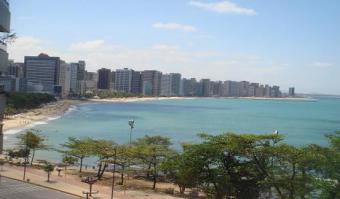 Beach front 1 bedroom apartment Fortaleza