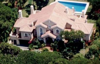 Mansion Marbella Hacienda Las Chapas