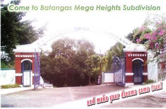 House & Lot Pkgs - Batangas City Batangas