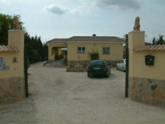 Large 5 bed family villa Callosa De Segura