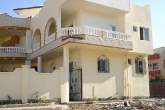 Seaview Villa in Magawish Hurghada