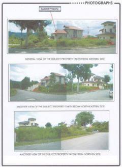 Bungalow Lot  Bandar Seri Putra Klang