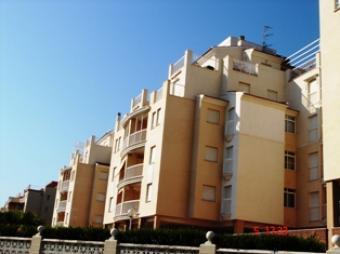 Attic flat at the beach Salobreña