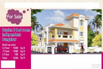 3BHK Independent Duplex Bungalow Madurai