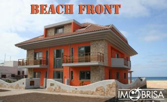 Beach front property - CORALLO Santa Maria
