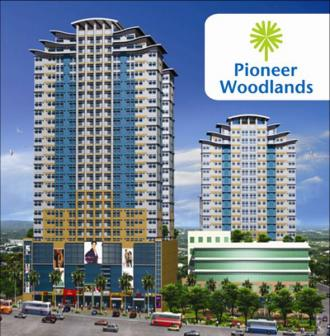 PIONEER WOODLANDS EDSA Madaluyong City