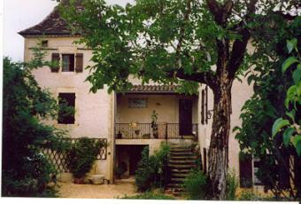 18th typical « Quercy » house Cahors