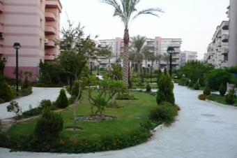 90m2 furnished flat in Rehab Cairo