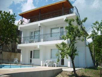 villa on the seaside Balchik