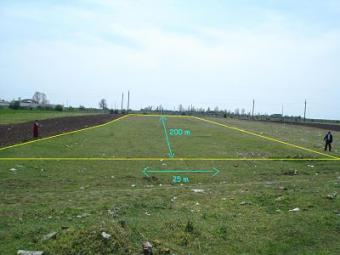 Plot of Land Caracal Romania Caracal