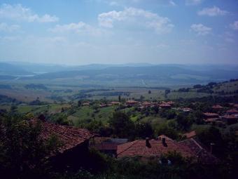 Plot with amazing view Varna