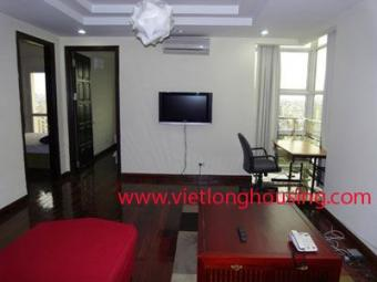 Nice Furnished Apartment in Gold Ha Noi